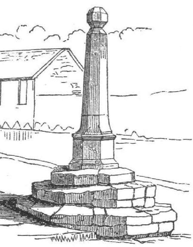 Croscombe cross