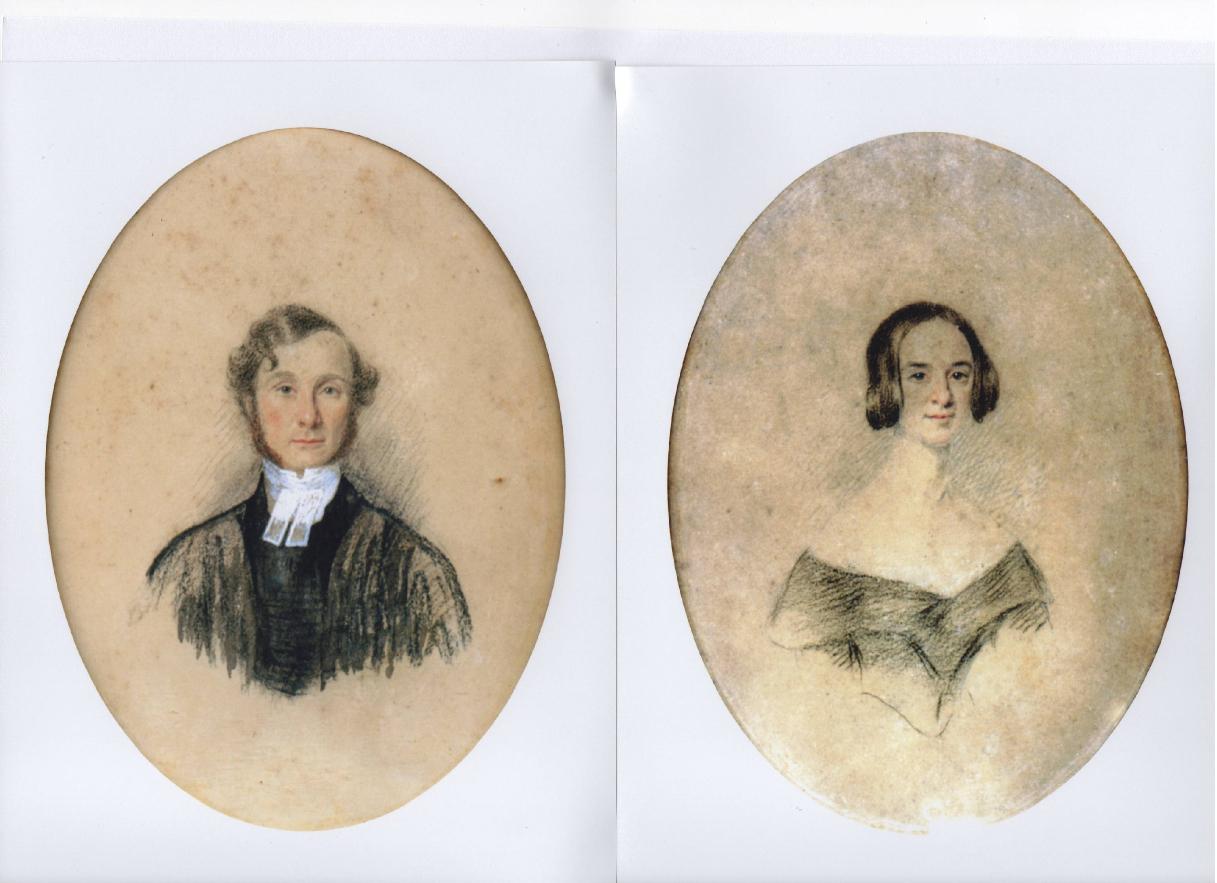 Gorton and wife