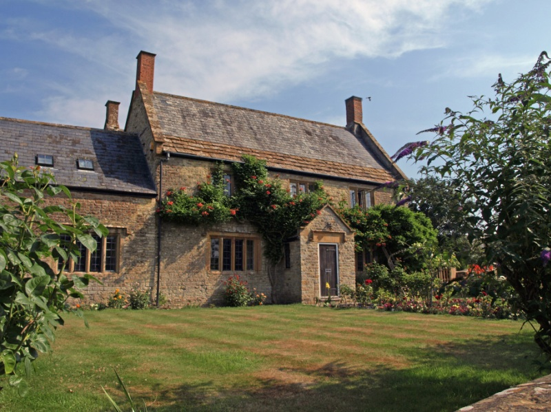 Trent farmhouse