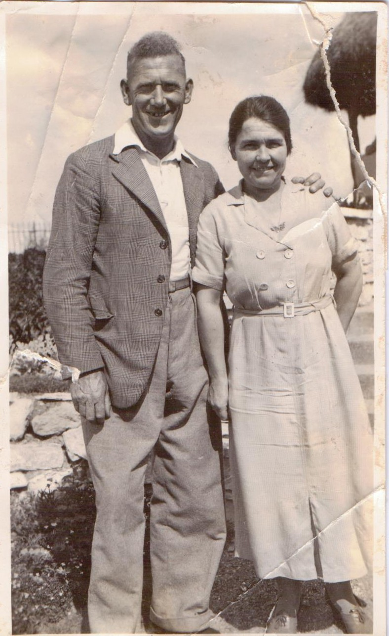 Ernie and Flo Chambers