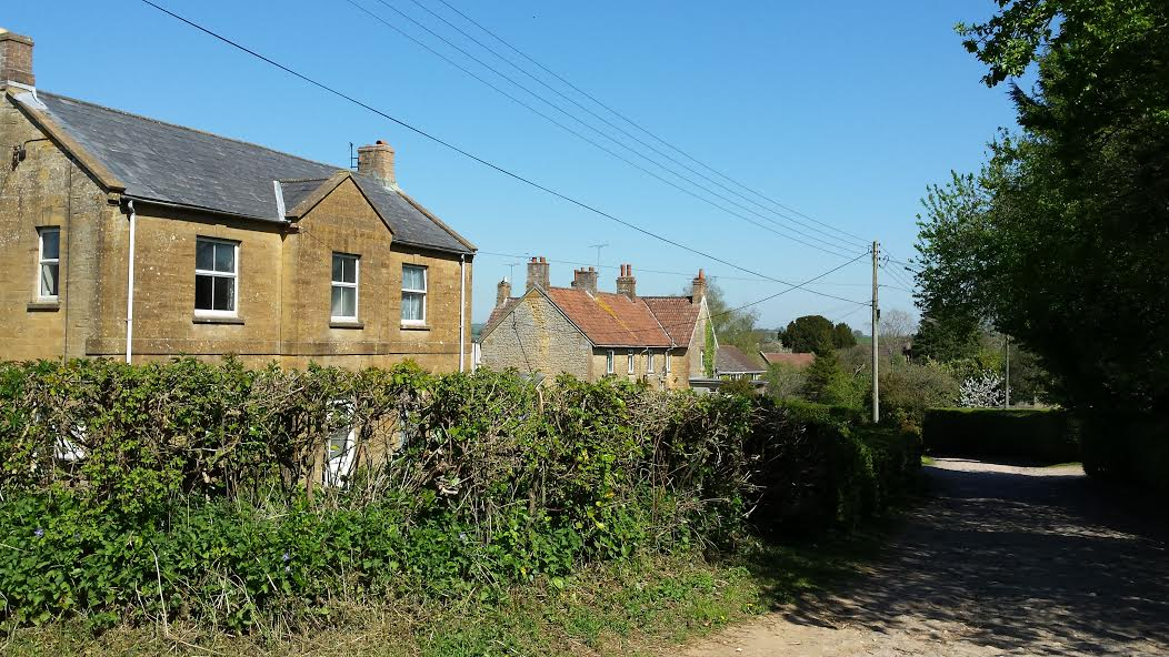 Church Lane, Haselbury Plucknett