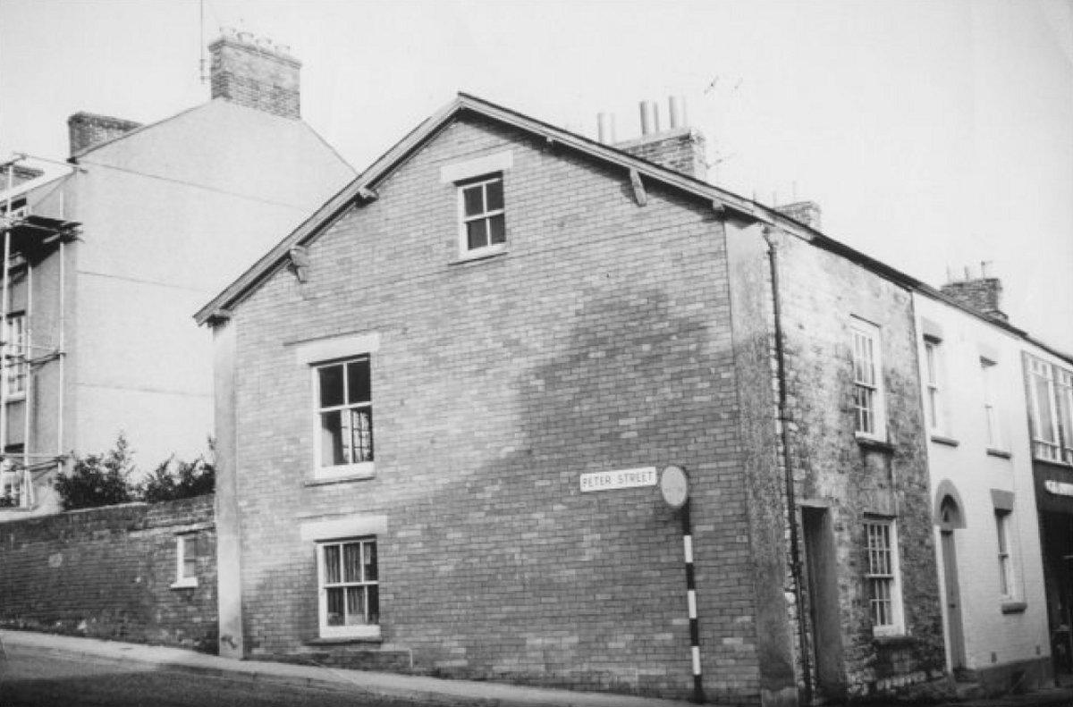 Peter Street 2 - from Bond Street 1968
