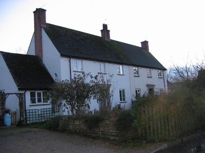 Nether Compton Houses
