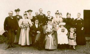 Mystery wedding photo - abbeylands