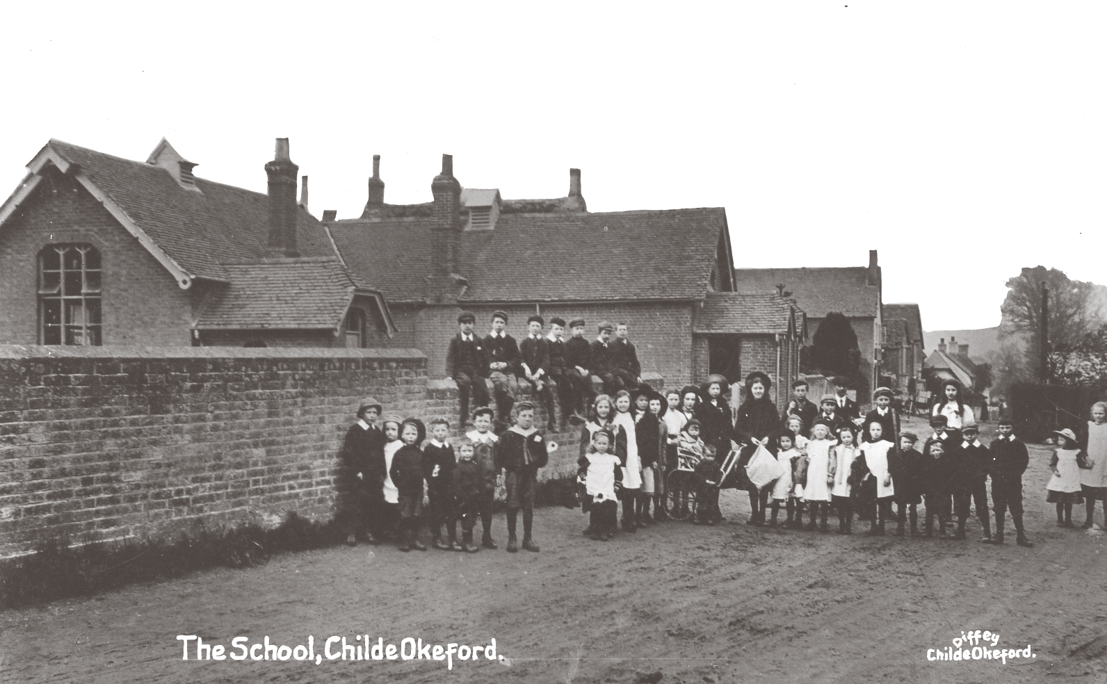 School at Childe Okeford
