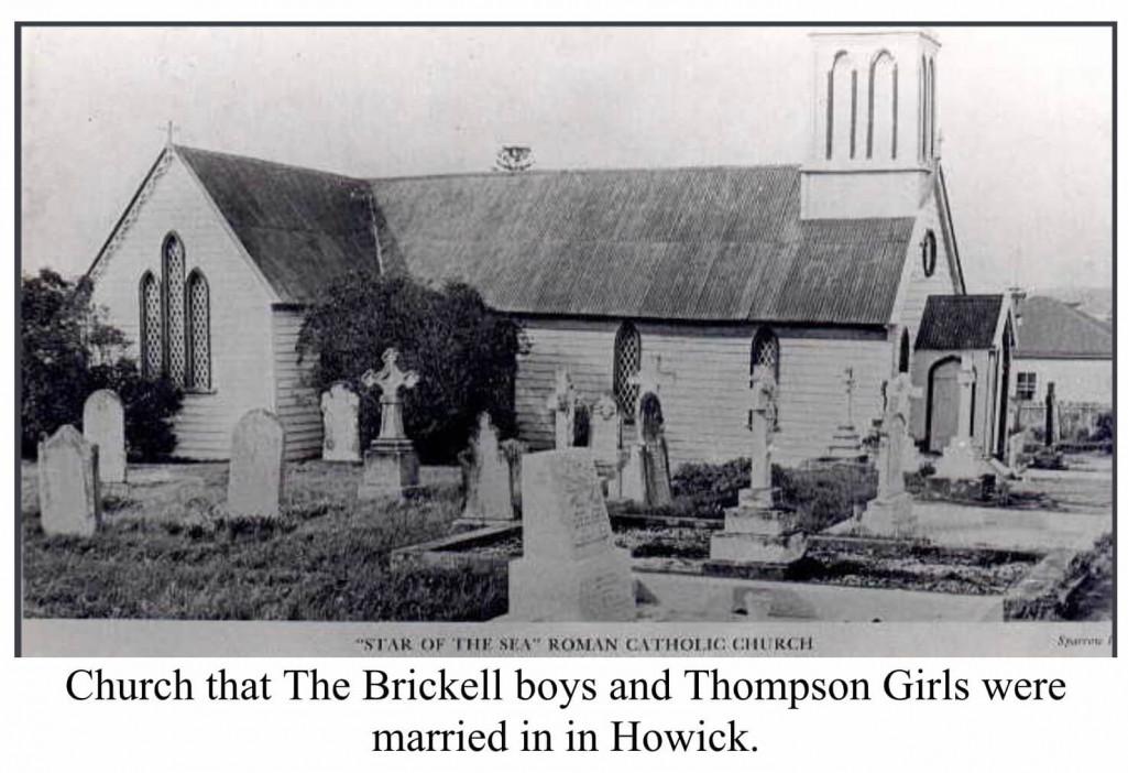 Church at Howick