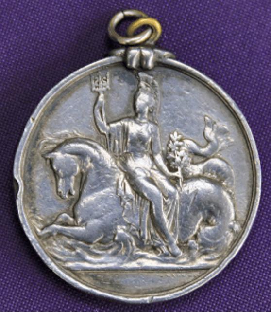 Naval General Service Medal 1847