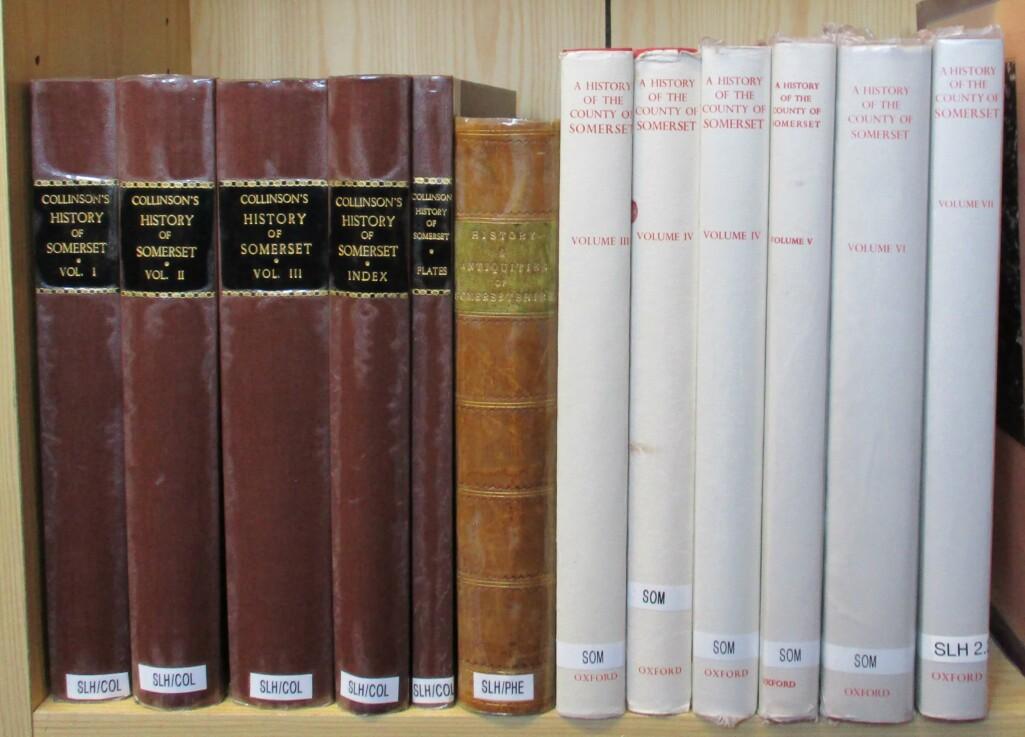 Collinson Volumes
