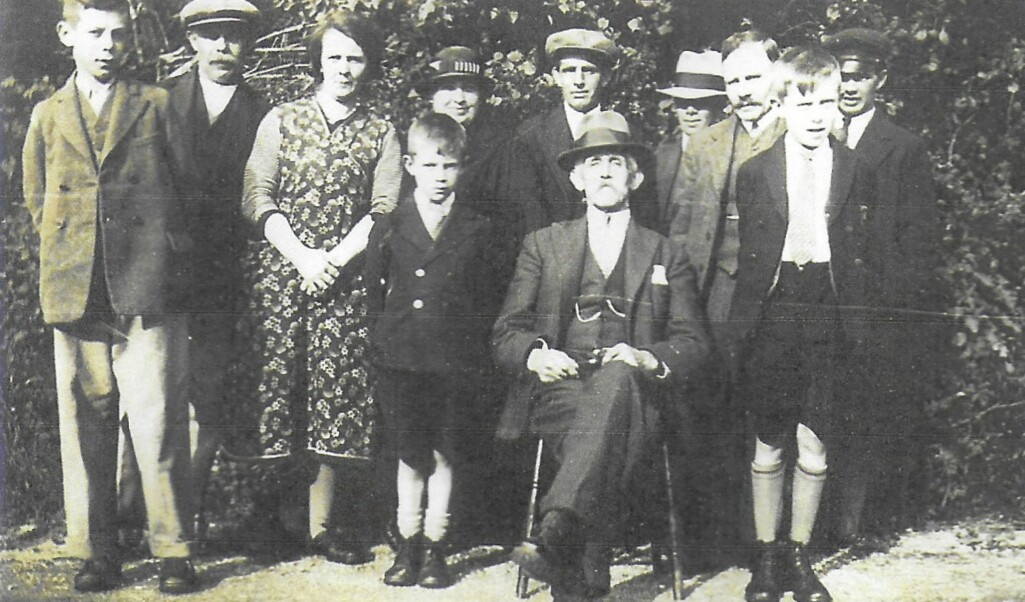Ferentzi John Chutter 1930s