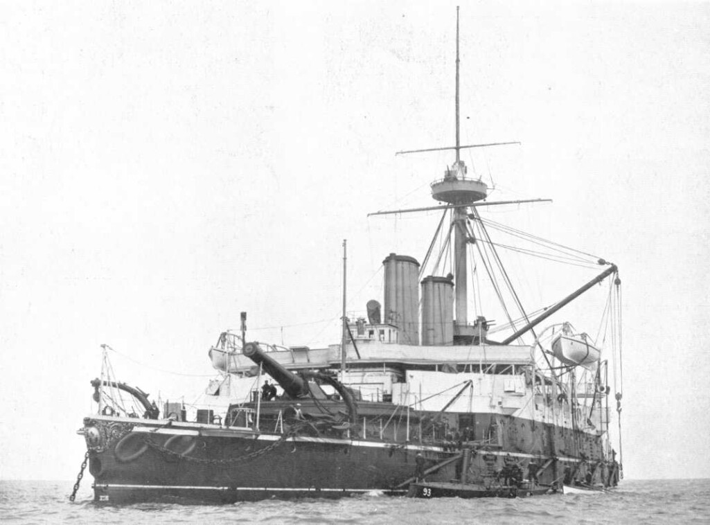 Kearsey HMS Benbow
