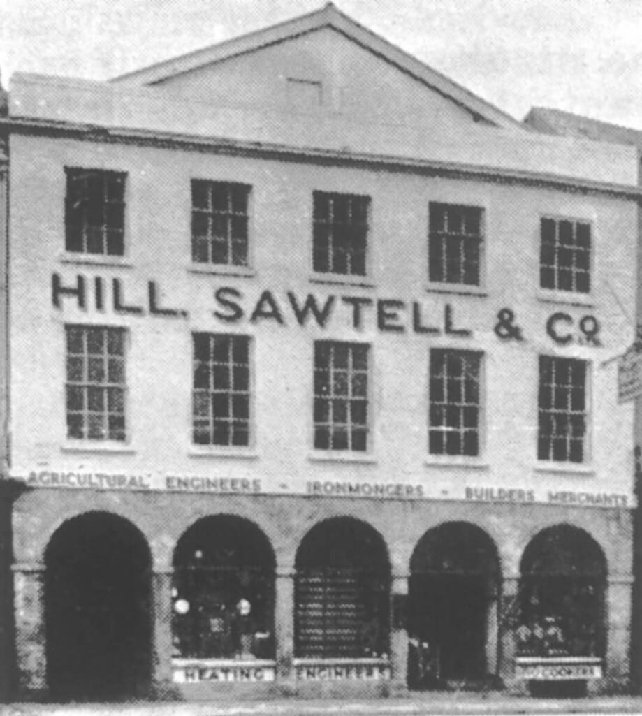 Bob Hill Sawtell